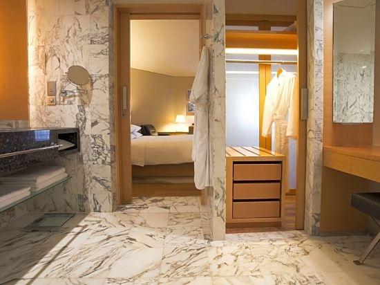 新加坡君悅大酒店(Grand Hyatt Singapore)雙床房