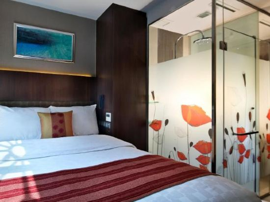 新加坡客來福酒店香港街5號(Hotel Clover 5 Hong Kong Street Singapore)高級房