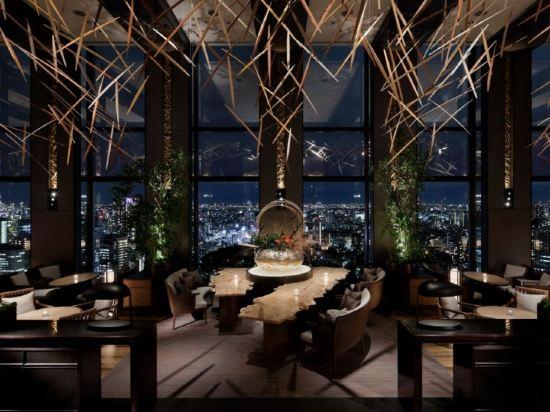 品川王子大飯店(Shinagawa Prince Hotel)大堂吧