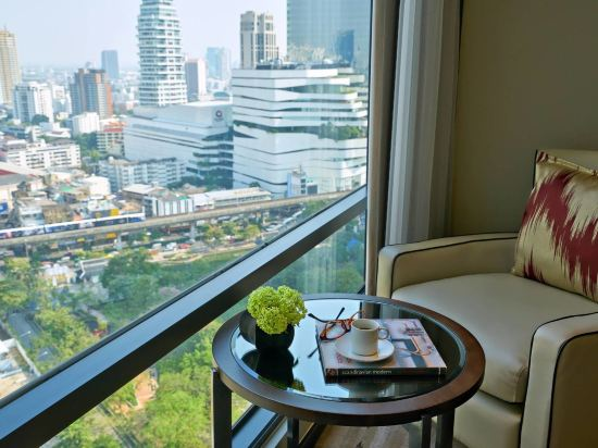 曼谷馬奎斯皇后公園萬豪酒店(Bangkok Marriott Marquis Queen's Park)豪華房