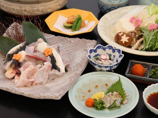 京都嵐山Ranzan酒店(Kyoto Arashiyama Ranzan Hotel)餐廳