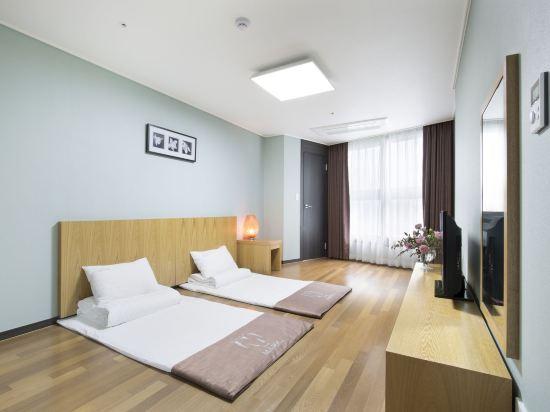 海雲台馬克酒店(Hotel the Mark Haeundae)東方客房