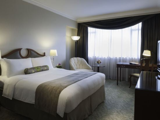 馬哥孛羅香港酒店(Marco Polo Hongkong Hotel)高級套房