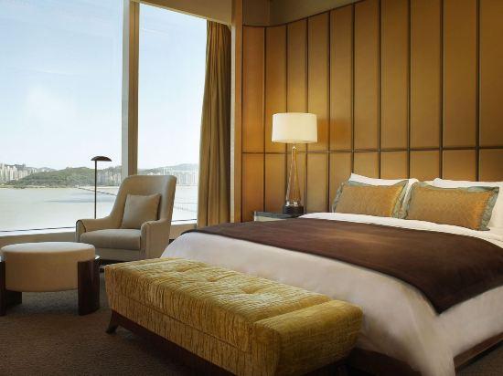 澳門美高梅酒店(MGM Macau)豪華海景房(雙床)
