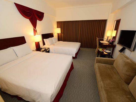 台北凱撒大飯店(Caesar Park Hotel Taipei)精緻4人房