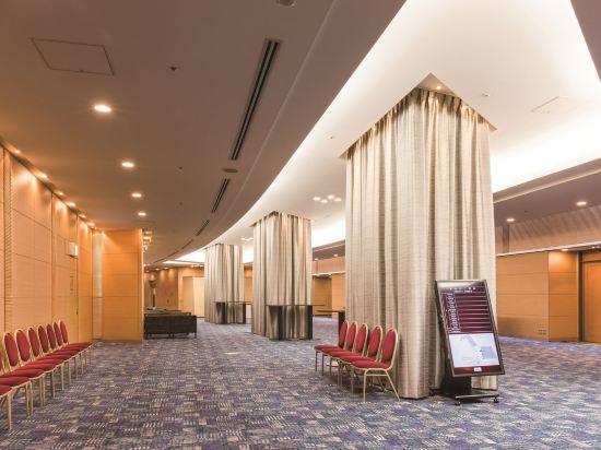 東京灣有明華盛頓酒店(Tokyo Bay Ariake Washington Hotel)會議室