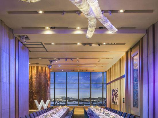 香港W酒店(W Hong Kong)會議室