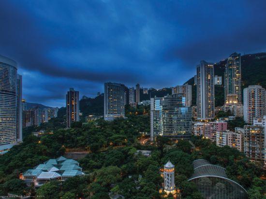 香港美利酒店(The Murray Hong Kong a Niccolo Hotel)豪華客房