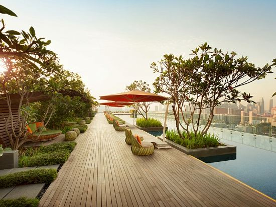 新加坡烏節門真酒店(Hotel Jen Singapore Orchardgateway by Shangri-La)其他