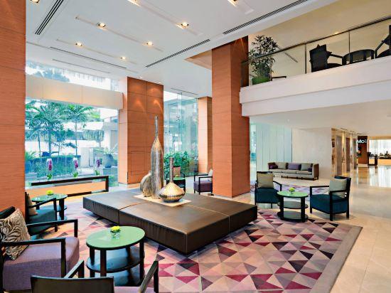 曼谷萬怡酒店(Courtyard by Marriott Bangkok)公共區域