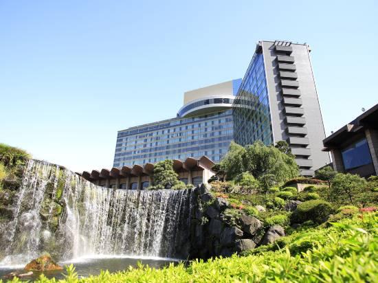 東京新大谷飯店主樓
