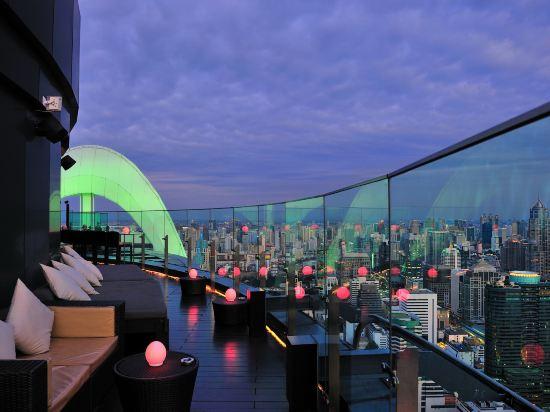 曼谷盛泰瀾中央世界商業中心酒店(Centara Grand at Centralworld)咖啡廳