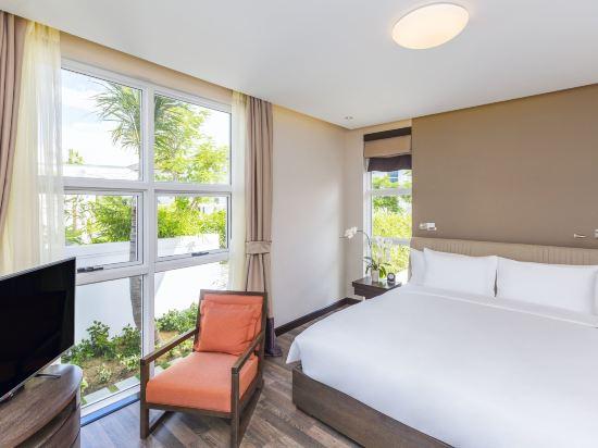 峴港雅高尊貴度假村(Premier Village Danang Resort Managed by AccorHotels)三卧室別墅帶私人小型泳池(可前往海邊)