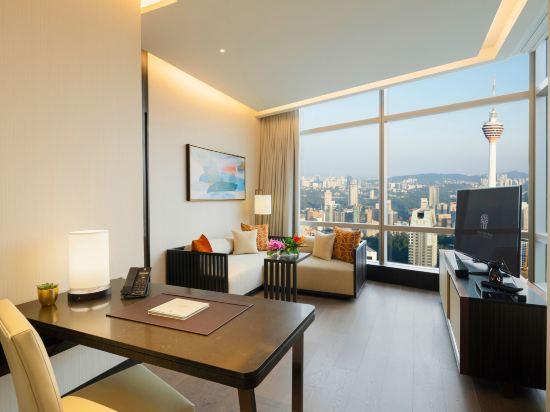 吉隆坡悅榕莊(Banyan Tree Kuala Lumpur)天際套房