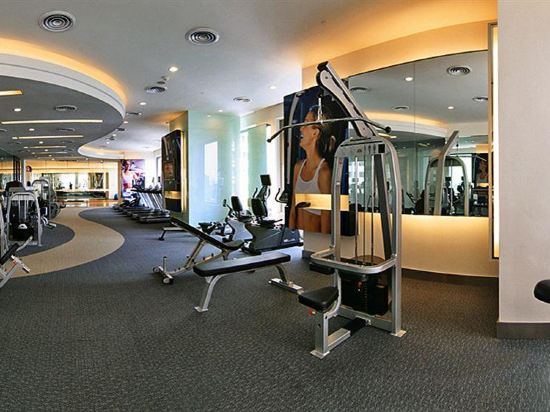 曼谷拉查丹利中心酒店(Grande Centre Point Hotel Ratchadamri Bangkok)健身房