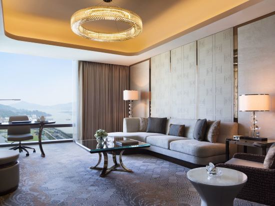 澳門JW萬豪酒店(JW Marriott Hotel Macau)行政大床客房