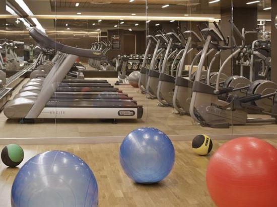 紐約朗廷酒店,第五大道(The Langham, New York, Fifth Avenue)健身房