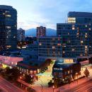 溫哥華鐵道鎮希爾頓酒店(Hilton Vancouver Metrotown)