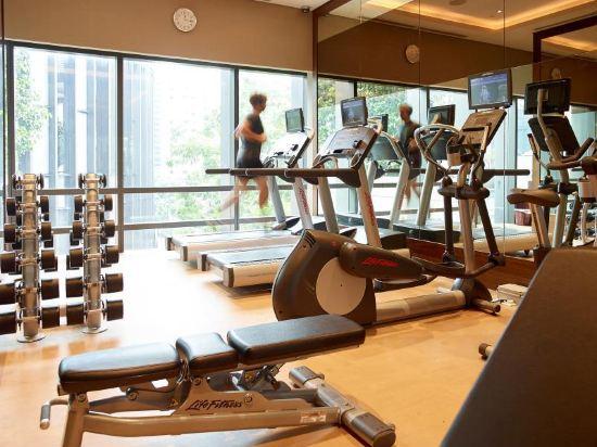 新加坡卡爾登城市酒店(Carlton City Hotel Singapore)健身房