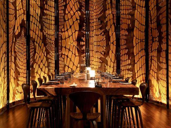 曼谷W酒店(W Bangkok Hotel)餐廳