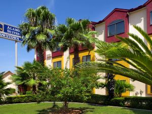 阿拉莫套房市區貝斯特韋斯特酒店(Best Western Alamo Suites Downtown)