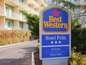 菲利克斯貝斯特韋斯特酒店(Best Western Hotel Felix)