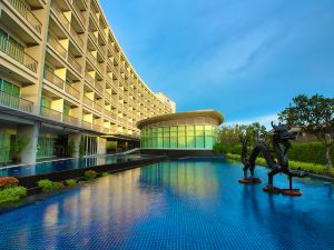 貝斯特韋斯特曼谷素旺納普紫莧精品酒店(Amaranth Suvarnabhumi Airport, BW Premier Collection)