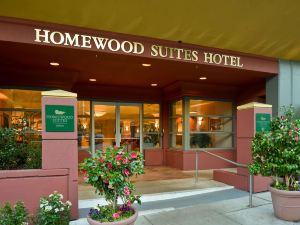 西雅圖市中心希爾頓欣庭套房酒店