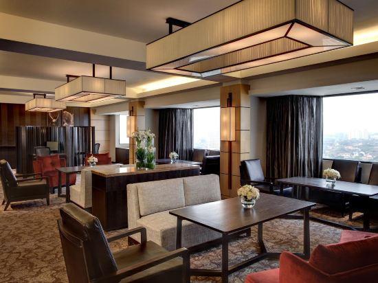 八打靈再也希爾頓酒店(Hilton Petaling Jaya)酒吧