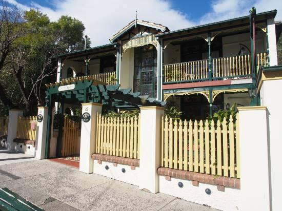 悉尼查茨伍德查林頓酒店