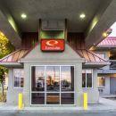鹽湖城市中心伊克諾旅館(Econo Lodge Downtown Salt Lake City)
