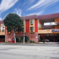 洛杉磯國際機場好萊塢快捷酒店酒店預訂
