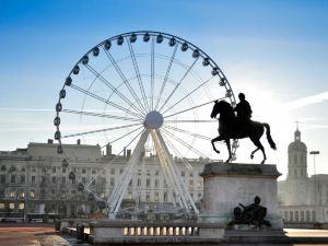 里昂中心波特迪優諾富特酒店