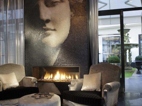 歌劇院鉆石阿爾巴宅邸酒店 - 貝斯特韋斯特精品特選酒店(Maison Albar Hotel Opera Diamond, BW Premier Collection)公共區域