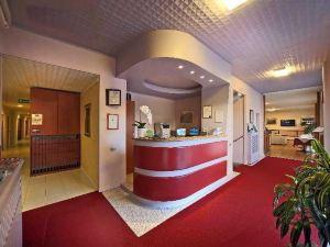 克麗斯塔羅布雷西亞酒店(Hotel Cristallo Brescia)
