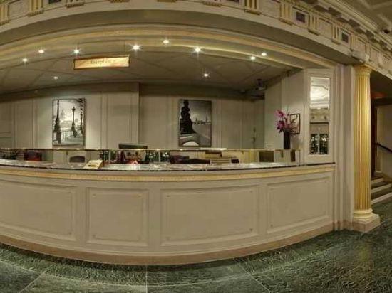 倫敦千禧國際梅菲爾酒店(Millennium Mayfair London)公共區域