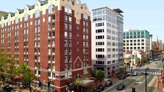 華盛頓市中心費爾菲爾德萬豪套房酒店
