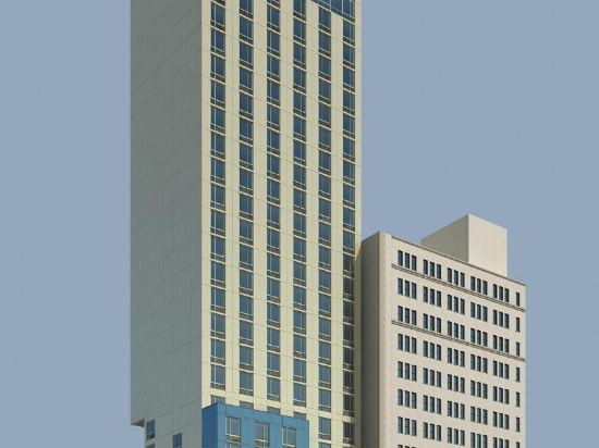 紐約市金融中心/曼哈頓市區希爾頓花園酒店(Hilton Garden Inn NYC Financial Center/Manhattan Downtown)外觀
