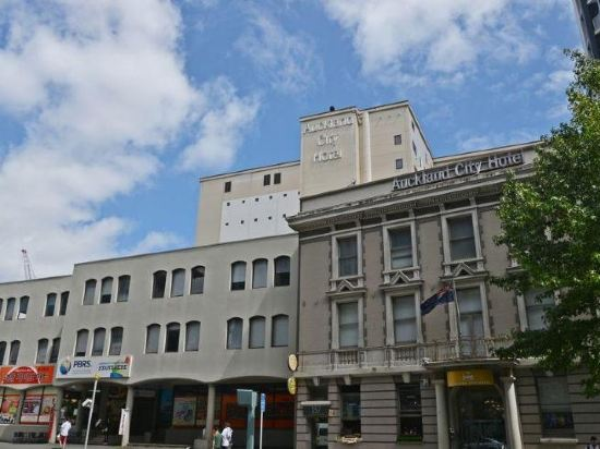 Auckland City Hotel – Hobson Street