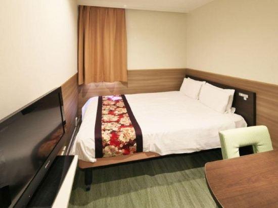 道頓堀酒店(Dotonbori Hotel)中床房