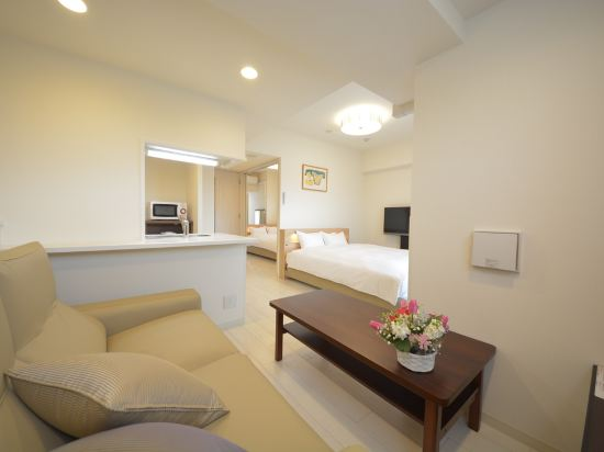 Bureau四天王寺酒店(Bureau Shitennoji Hotel)家庭套房