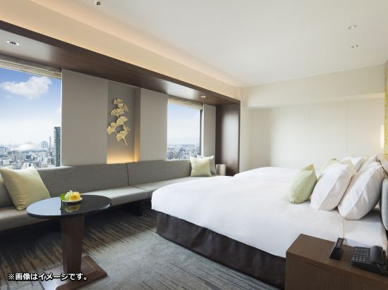 大阪日航酒店(Hotel Nikko Osaka)標準大床房