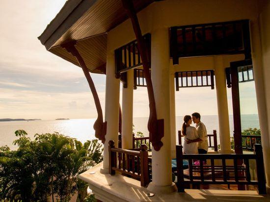 芭堤雅洲際度假酒店(InterContinental Pattaya Resort)豪華臨海房