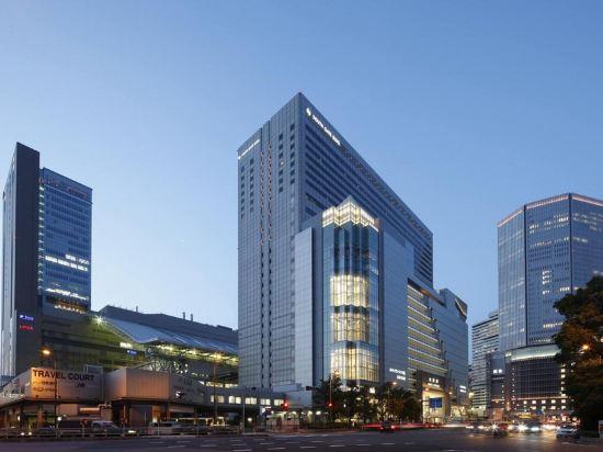 格蘭比亞大酒店(Hotel Granvia Osaka)外觀