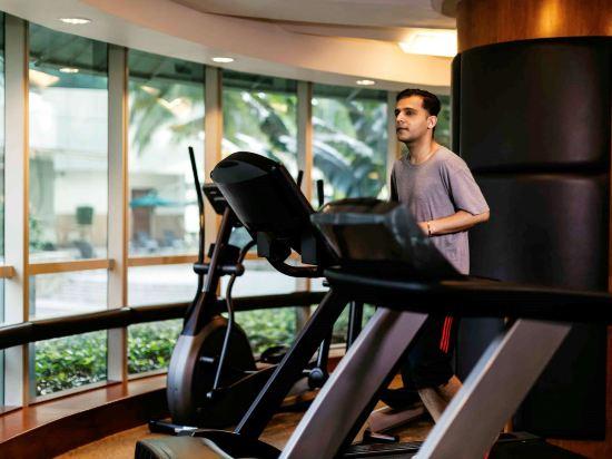 鉑爾曼吉隆坡城市中心大酒店(Pullman Kuala Lumpur City Centre Hotel & Residences)健身房