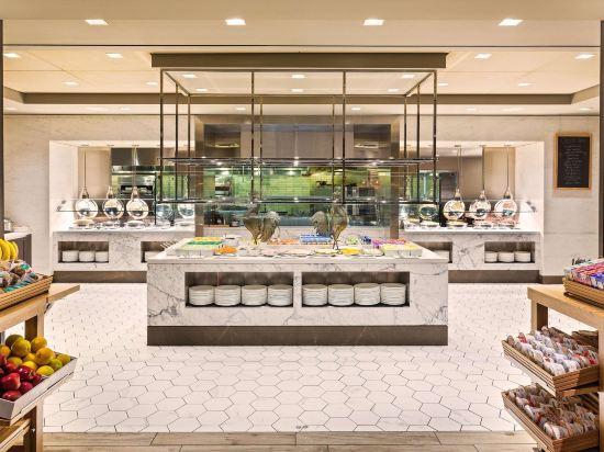 紐約市中心希爾頓酒店(New York Hilton Midtown)餐廳