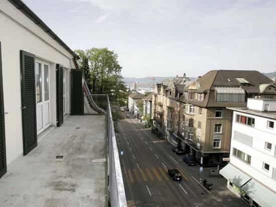 蘇黎世大學瑞士之星公寓