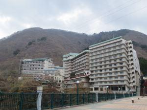 大江户温泉物語 鬼怒川御苑酒店