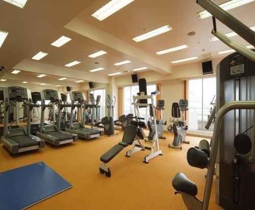 沖繩格蘭美爾度假酒店(Okinawa Grand Mer Resort)健身房