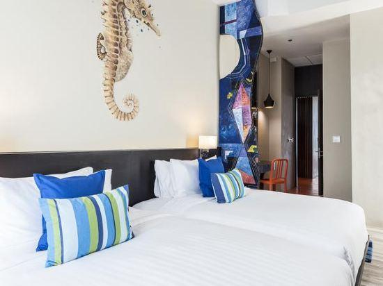 芭堤雅暹羅設計酒店(Siam@Siam Design Hotel Pattaya)商務房